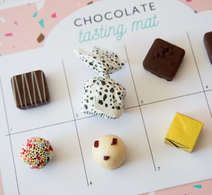 Chocolate Party Printables